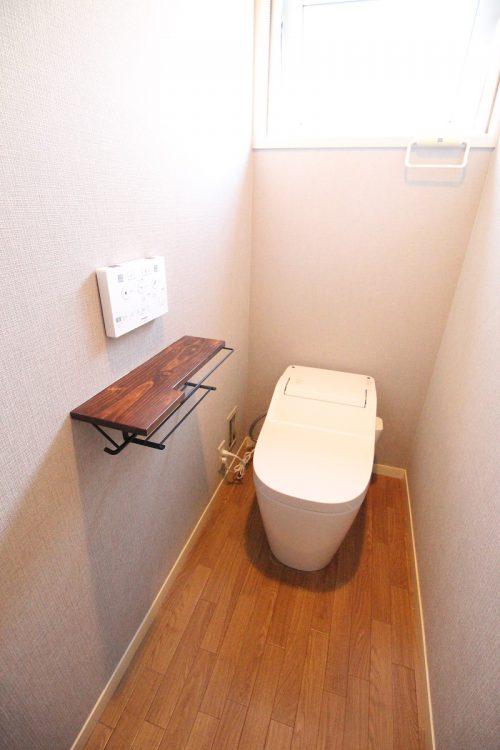 中道T様リノベーション工事(1階トイレ)