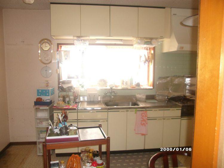 小野寺住設のキッチン取替